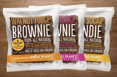 Brownie Packaging