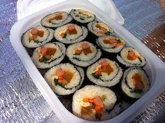 Gim Bap / Dried seaweed rolls