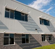 Davis Elementary School, Carbonear, NL - Agway Metals Inc.