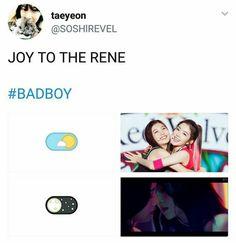 Seulgi, Kpop Girl Groups, Kpop Girls, Funny Kpop Memes, I Love Girls, Bad Boys, The Funny, Red Velvet, Joy