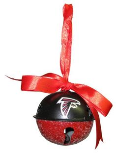Atlanta Falcons NFL Football Metal Glitter Bell Christmas Ornament Forever Collectibles http://www.amazon.com/dp/B00GKTOFA6/ref=cm_sw_r_pi_dp_F0ewub04Q74J9