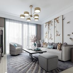 New Chinese Style Living Room 21532 Model available on CGmodelX, High quality Produced by Design Connected. Living Room 3ds Max, Living Room Furniture, Living Room Decor, Bedroom Decor, Small Bathroom Tiles, Modern Bathroom, 3d Max Vray, Hotel Interiors, Bathroom Interior Design