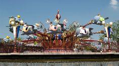 Disneyland Parisissa pääset lennolle Dumbon kanssa.