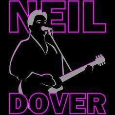 Neil Dover singer songwriter