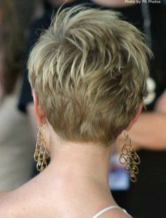 Very Short Pixie Hairstyle