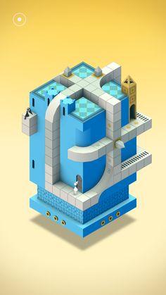 monument valley game - Google 검색