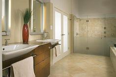 Tree House Master Bathroom