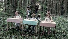 детская мебель из дерева и мдф дизайн