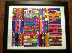 2014 PTA Silent Aution Classroom Art - 5th grade