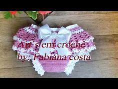 Ideas baby crochet diaper cover boys for 2019 Crochet Baby Pants, Crochet Baby Dress Pattern, Newborn Crochet Patterns, Baby Girl Crochet, Baby Patterns, Crochet Clothes, Knit Crochet, Crochet Hats, Crochet Disney