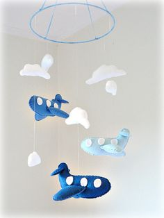 Very cute...  Maybe an airplane themed nursery