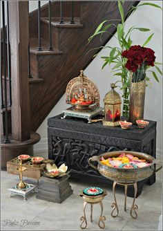 Brass collection., Indian Brass Décor, Diwali, Diwali Décor, Diwali home décor, desi brass décor, Indian festival décor, Indian Festival Diwali, Indian home décor