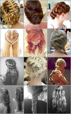 This just beautiful I'm seriously obsessed with braids! <3