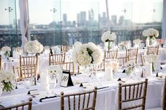 JL DESIGNS: an elegant and classic wedding - the london hotel, west hollywood