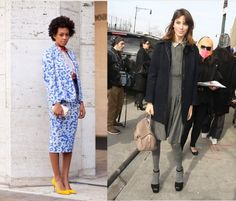 See the 7 Celebs who stole the show at NYFW