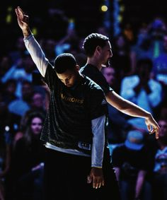 """Stephen Curry & Klay Thompson • """"Now Entering...Oracle"""""""