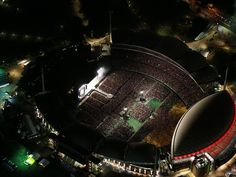 We are there with 54,000 other fans.  The Rolling Stones On Fire Tour, Adelaide Oval, Adelaide Australia 25/10/14