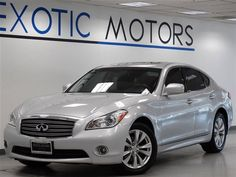 2011 INFINITI M56X AWD NAV REAR-CAMERA A/C&HEATED-SEATS XENON MOONROOF 1-OWNER http://www.exotic-motors.com/detail-2011-infiniti-m56-4dr_sedan_awd-used-13351131.html