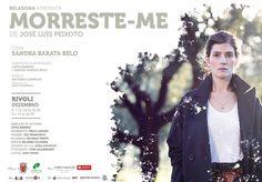 Teatro Rivoli recebe Morreste-Me com Sandra Barata Belo