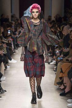 Junya Watanabe, Outono/ Inverno 2017, Paris, Womenswear