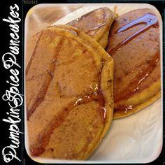 Lou Lou girls : Pumpkin Spice Pancakes