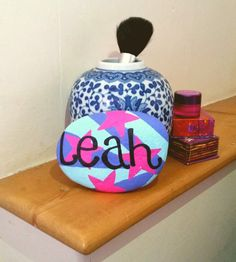 Hey, I found this really awesome Etsy listing at https://www.etsy.com/listing/251123143/personalised-name-gift-painted-stone