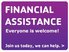 YMCA of the Suncoast offers a Financial Assistance Program, which is a sliding fee scale designed to fit each individual's financial situation. Everyone is welcome!