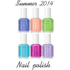 Summer 2014 Nail Polish