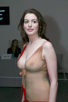 Opinion ann hathaway naked that necessary