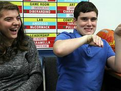 Young hero with autism saves choking classmate