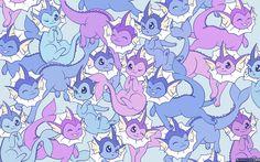 #Pokemon Vaporeon