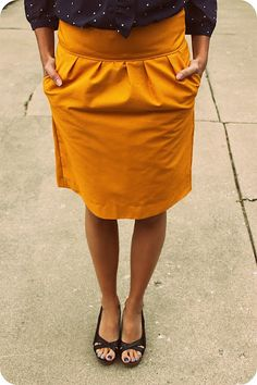 Tutorial to make your own skirt!