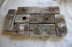 AWESOME LOBSTER TRAP Driftwood Craft by BEACHGLASSSWEPTASHOR