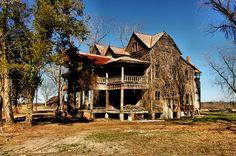 Harville House, Statesboro, Georgia.