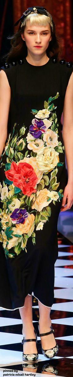 Dolce & Gabbana FW 2016-17