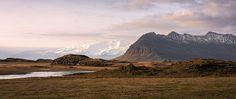 low winter sun | vagnsstaðir, iceland #travel #yourtravellist