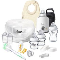 Tommee Tippee Closer to Nature All in One Newborn Gift Set