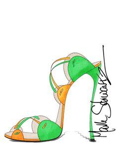 MARK SCHWARTZ - SHOE DESIGNER- www.markschwartzshoedesigner.com