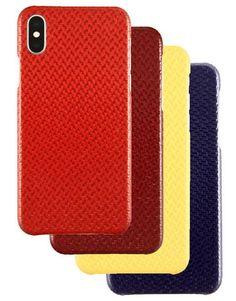 Carbon fiber phone cases - iPhone X Aramid 4 cases Pack iPhone X, Apple