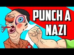 """Punch a Nazi"" (ft. Rucka Rucka Ali) - Social Justice: The Musical - YouTube"