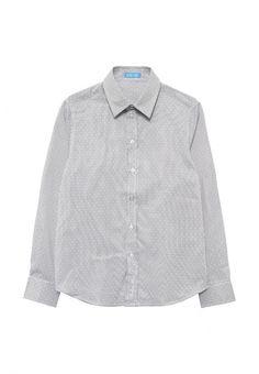 Рубашка Button Blue  Рубашка Button Blue. Цвет: серый.  Сезон: Осень-зима 2016/2017. Одежда, обувь и аксессуары/Детская одежда/Водный спорт/Рубашки