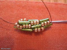 * Lección de los arneses de ganchillo turcos: crochet de cuentas ~ hacer a mano - hecho a mano - la artesanía
