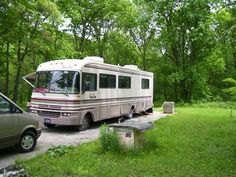 Cheap RV living - NOTE:  this is a blog