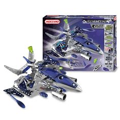 DESTROYER SILVER FORCE 170 PARTS / PIECES