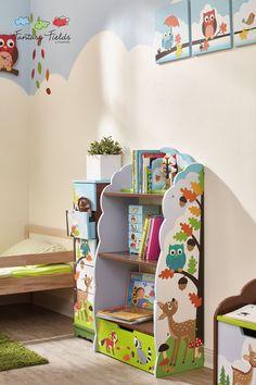 Fantasy Fields Enchanted Woodland Bookshelf