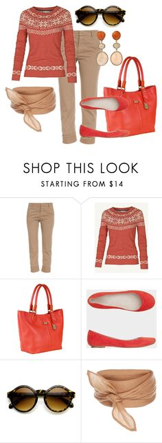 """Something For Saturday"" by in-lucys-wardrobe ❤ liked on Polyvore featuring Band of Outsiders, Fat Face, Cole Haan, Toast and ZeroUV"
