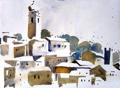 Serra San Quirico, Marche, 2006