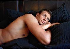 Ryan Lochte at home YUM