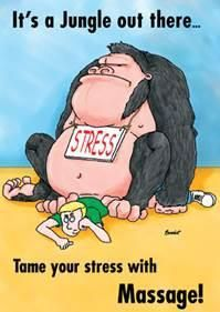 Tame Your Stress with Massage!