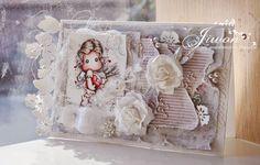 Jiwon's Magnolia Blog: Valentine's Day card